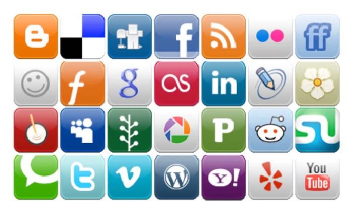 Publicidad en redes sociales aumenta su participación en Latam