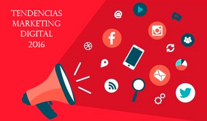 ¿Qué vendrá en materia de marketing online en el 2016?