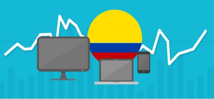 Colombianos se apropian cada vez más de la internet