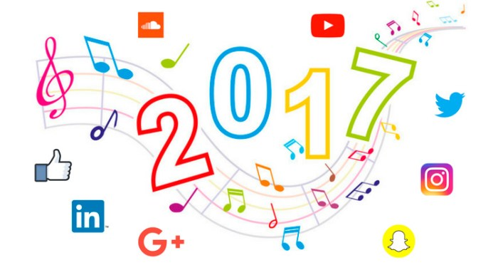 Novedades en social media marketing para el 2017