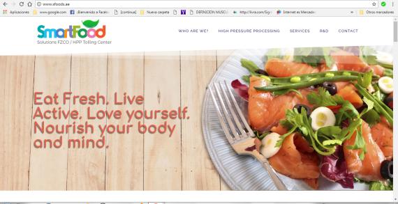 Smart Food Solutions, innovación en alimentos sanos