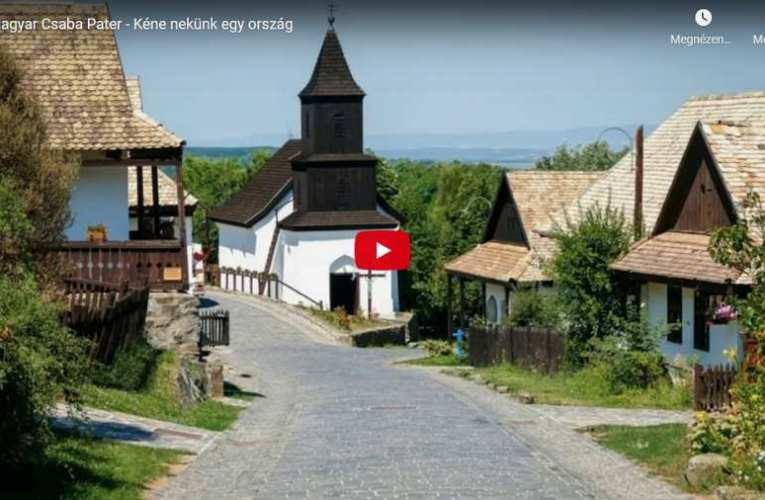 Magyar Csaba Pater – Hazahívó