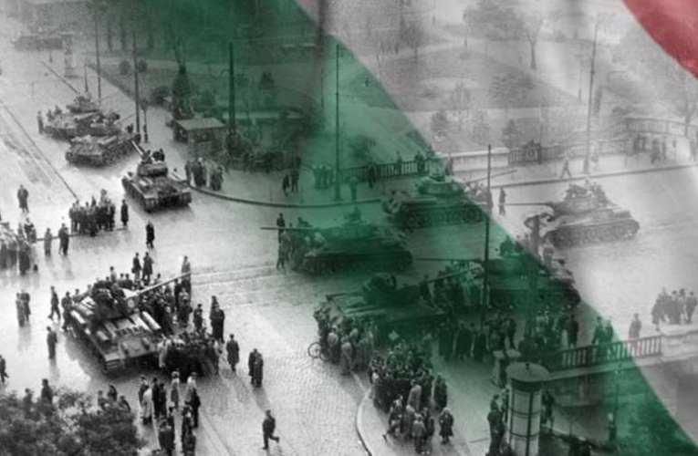 Magyarország lángokban – Egy nép harca a szabadságért (Ungarn in Flammen) 1956 📺