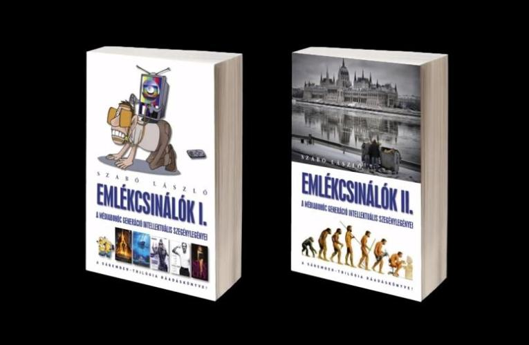 Könyv: Már rendelhető az Emlékcsinálók 2. kötete is