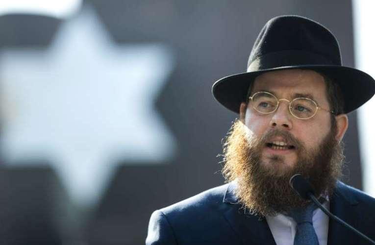 Köves Slomó szerint túltolják az antiszemitizmust