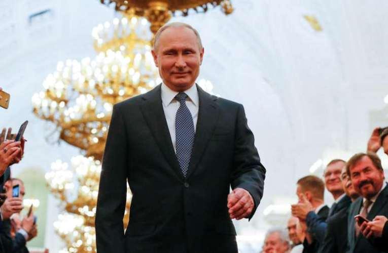 Putyin kinyilvánította Oroszország teljes függetlenségét a Rothschild által ellenőrzött amerikai dollártól !!!