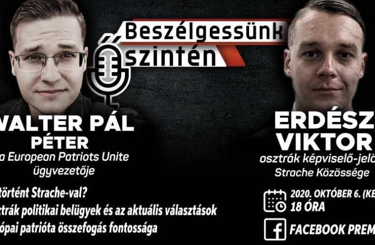 Az igazság Strache-ról, a bécsi no-go zónák és az európai patrióták összefogása (videó 📺)