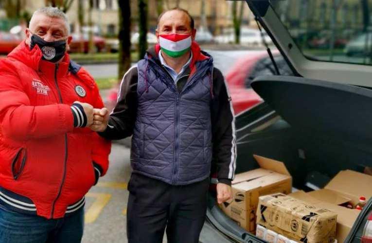 EPU: Mert adni jó! – Böjte Csaba alapítványának adományoztak a hazafiak