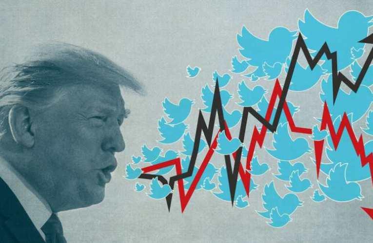 5 milliárd dollárt bukott a Twitter mióta letiltották Donald Trumpot