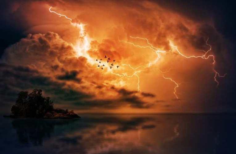 A villámcsapások létfontosságú szerepet játszottak a földi élet eredetében