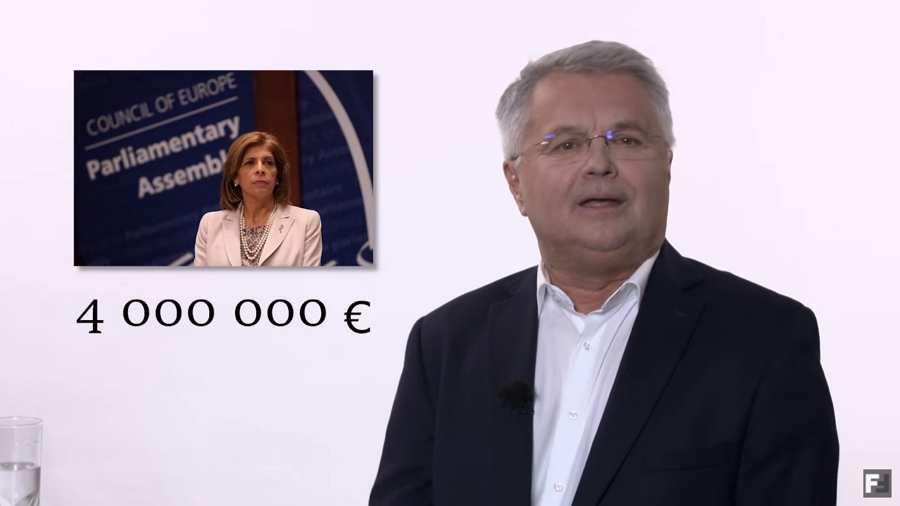 Feketén – Fehéren Ómolnár Miklóssal: Az EU egészségügyi biztosa korábban nagy adományokat fogadott el a vakcinagyártóktól