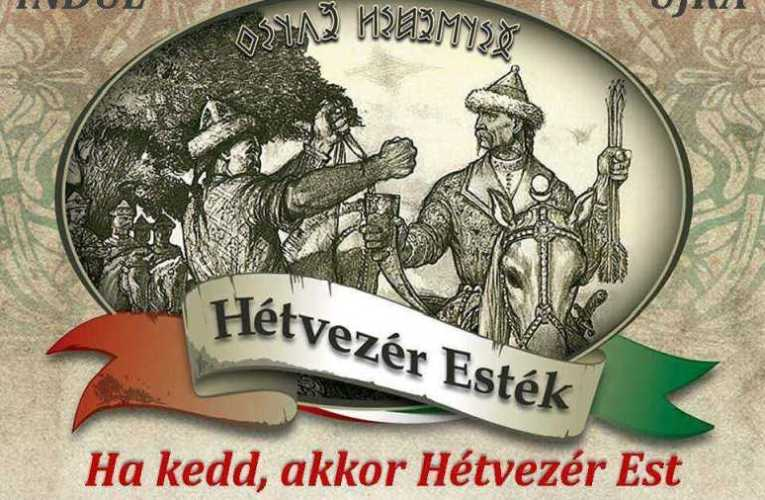 Hétvezér Est holnap, a székesfehérvári Királykút Emlékházban