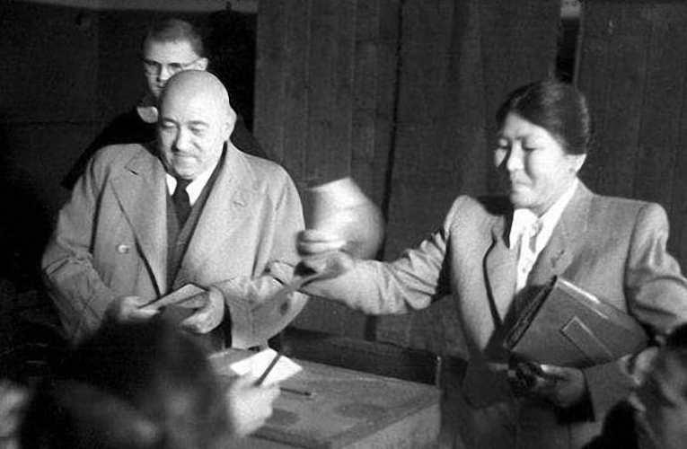 A dicsőséges választási csalás esete (1947. augusztus 31.)
