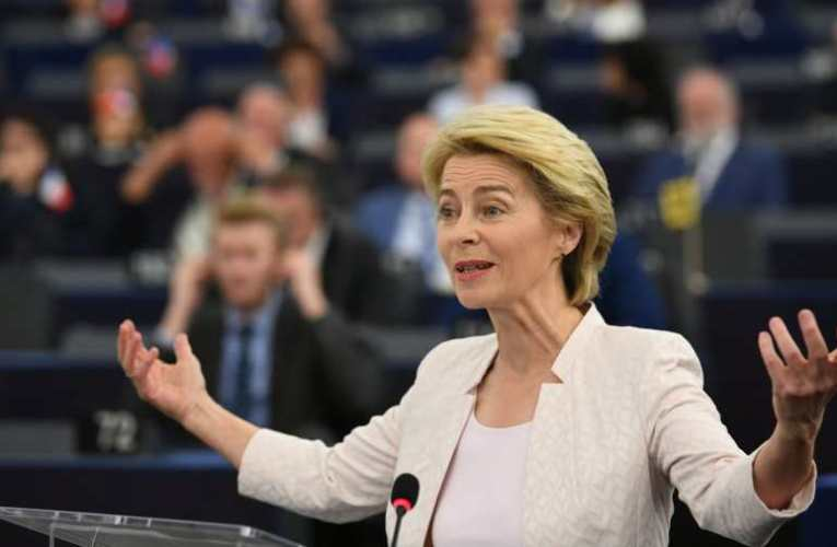 Dr. Polgárdy Géza: Újabb adalék – Miért Ursula van der Leyen Európa elsőszámú árulója?