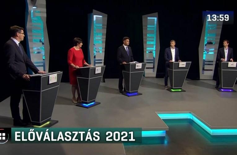 Kijöttek a nézettségi adatok, nagyot bukott a 2. miniszterelnök-jelölti vita