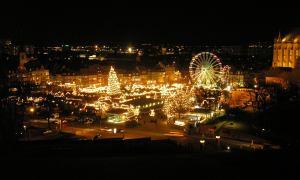 Weihnachtsmarkt Ehrfurt