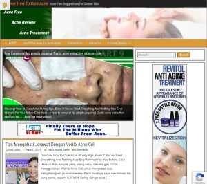 Discover How To Cure Acne 300x266 - Internet InfoMedia