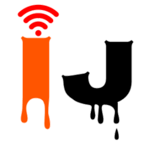 Internet Jankari fevicon, Internet Jankari, IJ fevicon