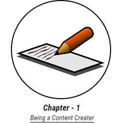 Earn Money Online While, Being A content creator