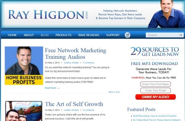 Ray Higdon from www.rayhigdon.com