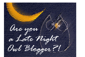 "Late Night Blogging - It's Never ""too late"" to Share Value!"