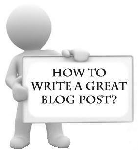 How to Write the Best Blog Post Ever - 5 AWESOME Tips!!