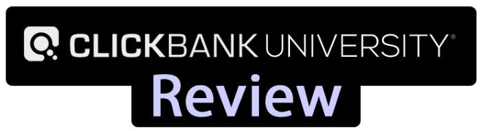 CBU - Clickbank University Review