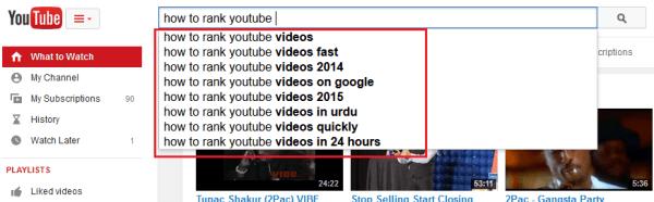 YouTube Marketing SEO Tips - Keyword Research