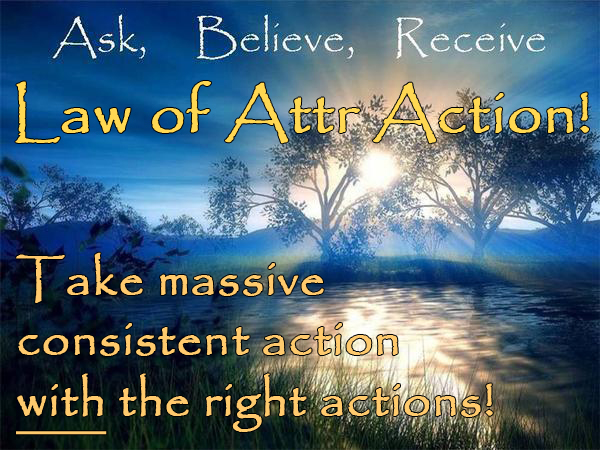 LAW OF ATTR ACTION