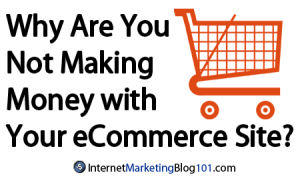 Why Are You Not Making Money with Your eCommerce Site?