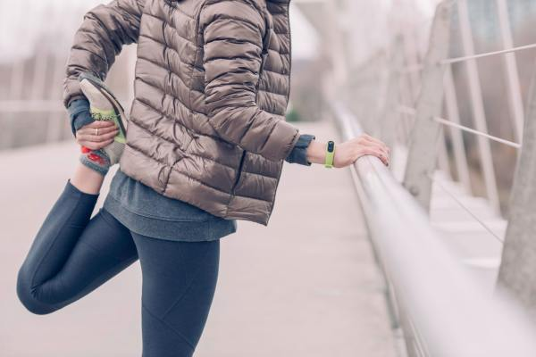 Go for a walk or exercise