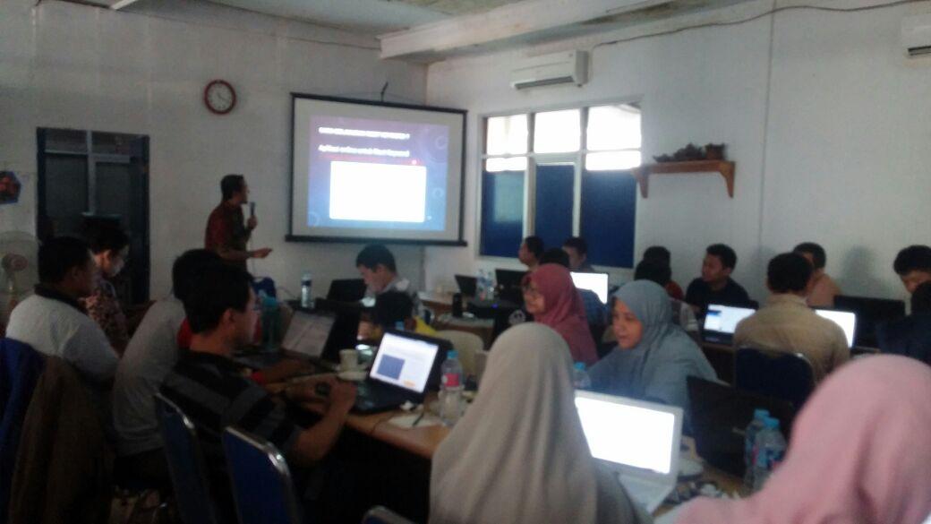 Training IT Audit di Jakart Depok