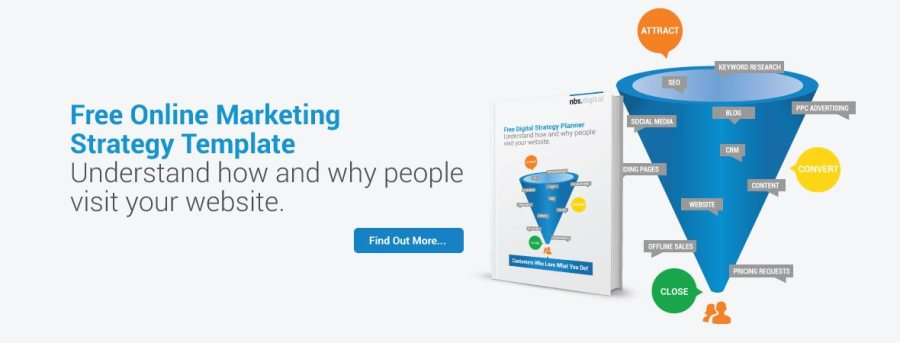 free online marketing strategy template - Free Online Marketing Plan Template