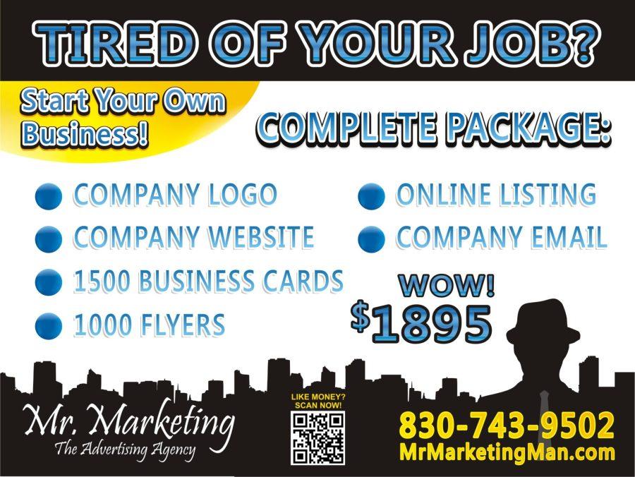 mr marketing business promotion 2012 - Start Advertising Business