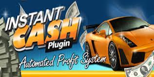 instant cash plugin