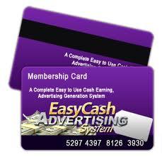 easy cash advertising system