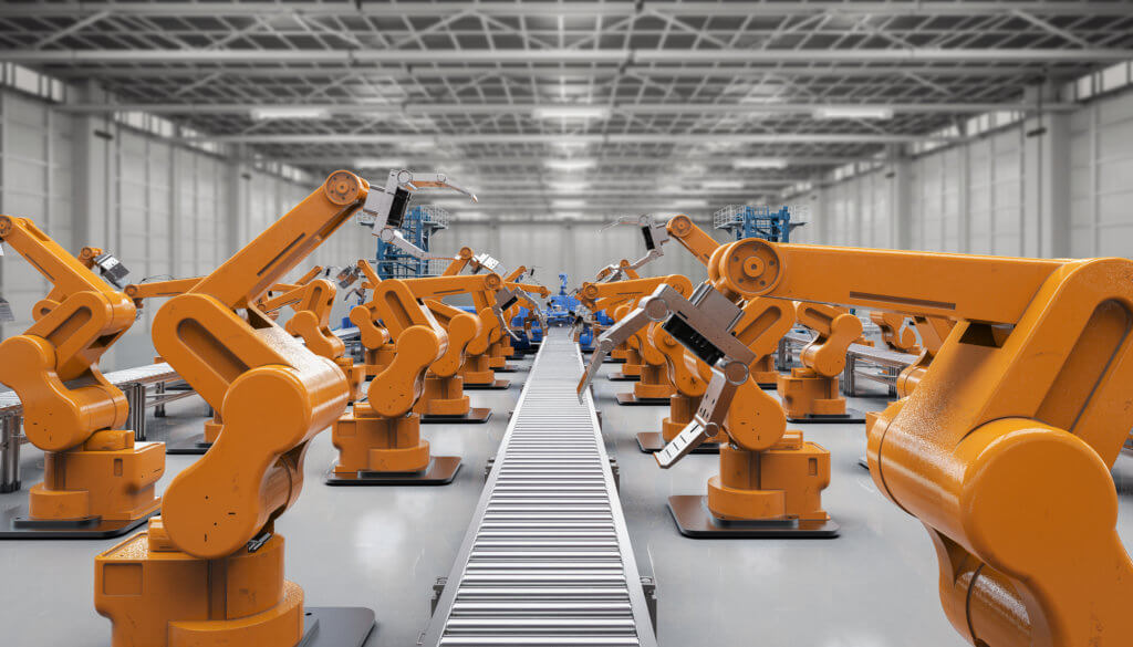 Industrial robots: Usage up 30% worldwide, led by Asia and Europe | Internet of Business