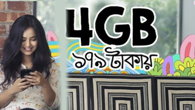 Grameenphone Offers 4GB at Tk 179 Banner 0