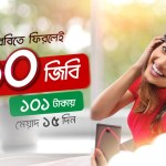 Robi Bondho SIM Offer 2018 | Robi Bondho SIM 10GB Internet Only 101Tk