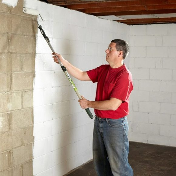 Using-a-Professional-Finishing-System-after-Basement-Wall-Repair