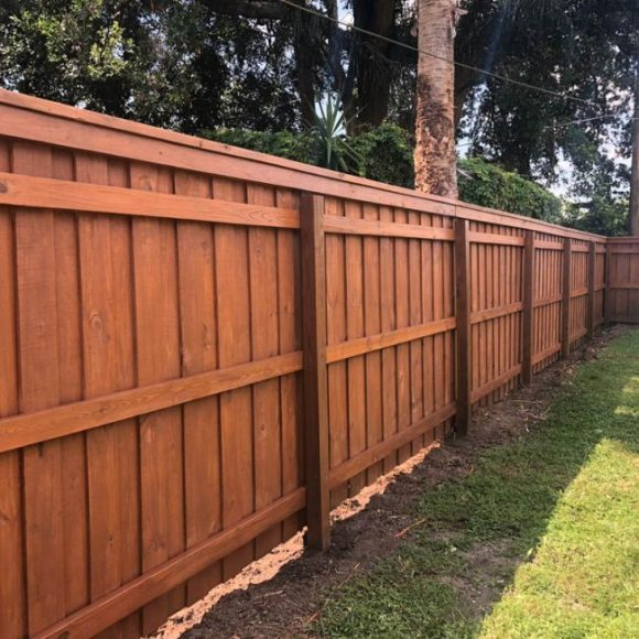 Wood-Fence-Types