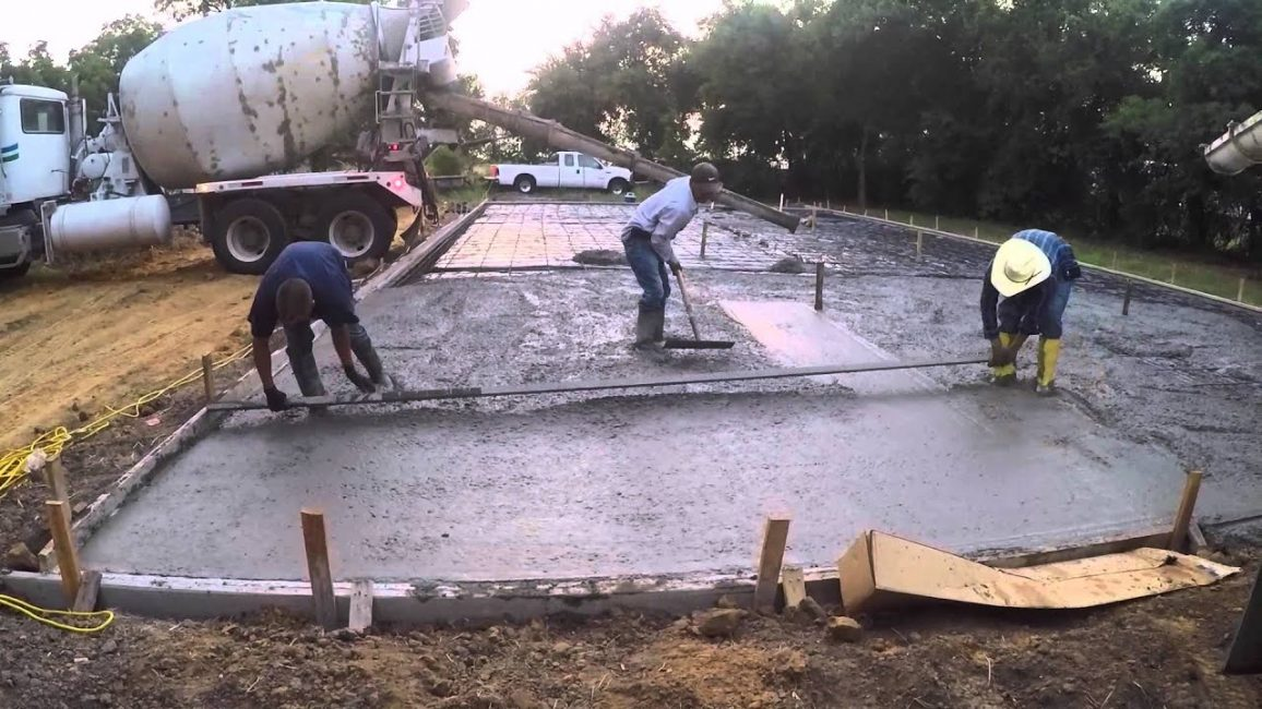 how-to-pour-concrete