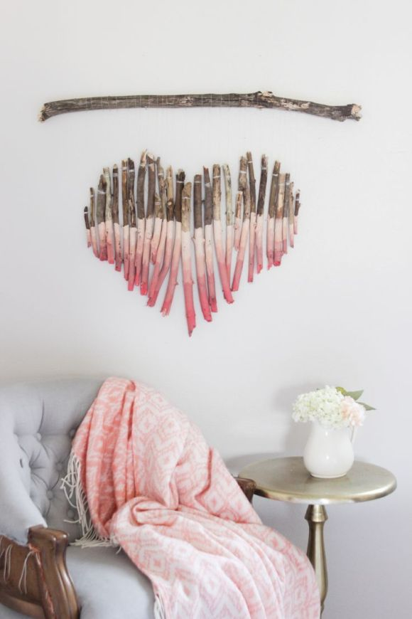Romantic-Wooden-Stick-Heart