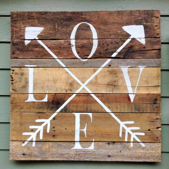 Rustic-Sweet-Love-Wood-Sign
