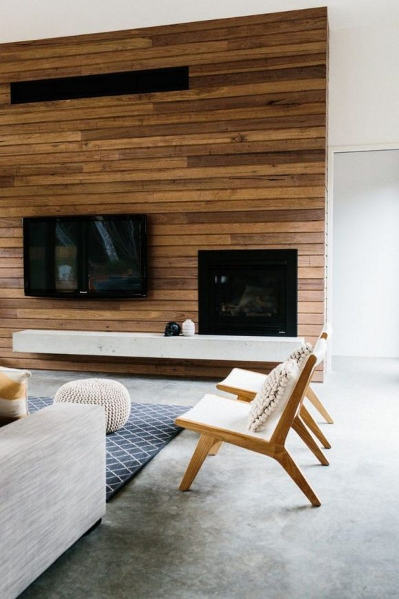 TV-Surrounded-by-a-Wood-Slat-Accent-Wall