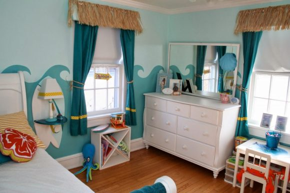 Touch of Ocean Decor for the Bedroom
