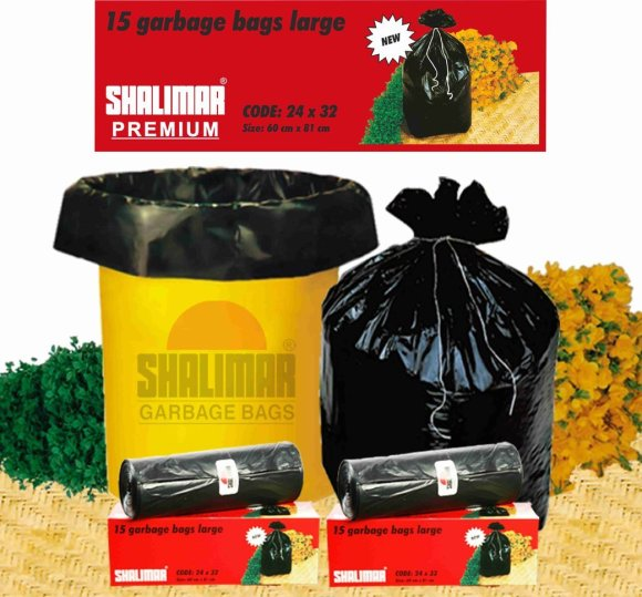 Trash Bags and Ammonia