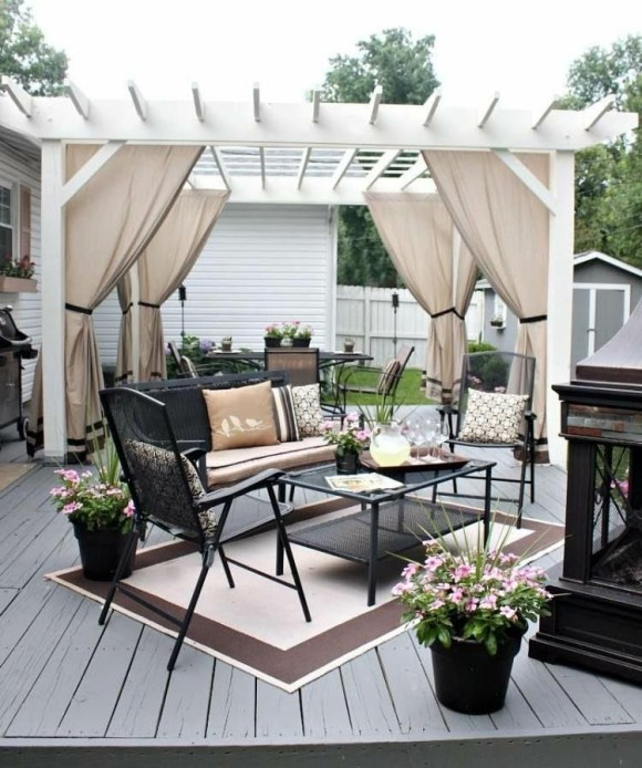 Beautify Your Deck with Furniture & Other Ornaments