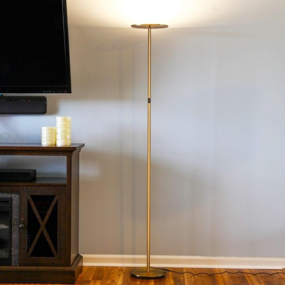Sky LED Torchiere Living Room Lamps