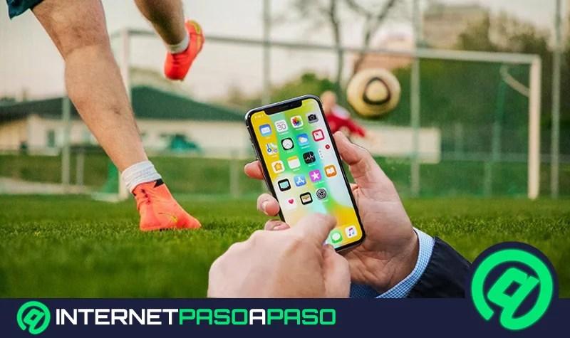 Aplicaciones Para Ver Futbol En Vivo Iphone